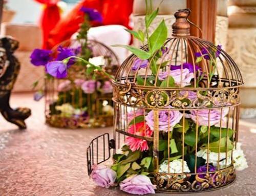 ضعي الزهور على فوانيس رمضان و زيني بيتك بها طوال العام