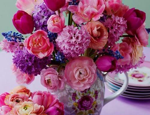 لماذا تسعدنا الزهور ؟