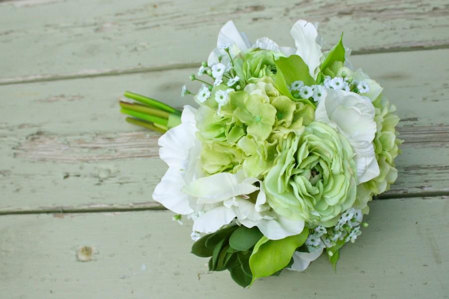 green-real-touch-bouquet-ranunculus-calla-lilies-succulents-hydrangea-gladiolas-summer-wedding-spring-wedding
